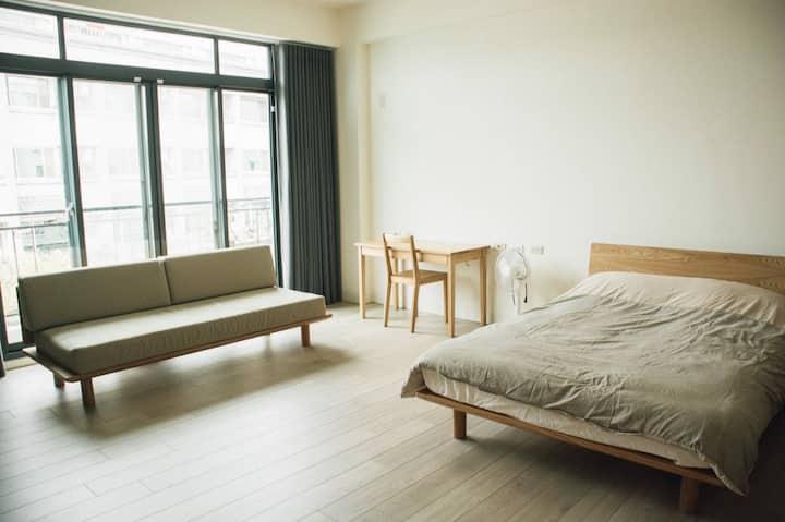 Tainan Finn House 2-4人房 3F
