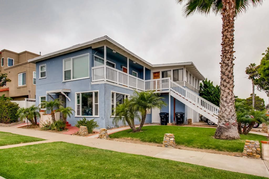 Heart Of Pacific Beach Condo Apartments For Rent In San Diego California