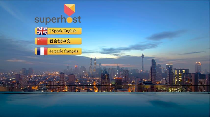 Kuala Lumpur Regalia Deluxe Suite - Kuala Lumpur - Apartment