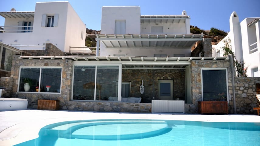 Apartment jacuzzi & shared pool - Agios Ioannis Diakoftis
