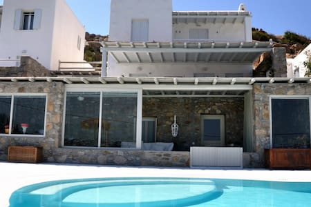 Apartment jacuzzi & shared pool - Agios Ioannis Diakoftis - Daire