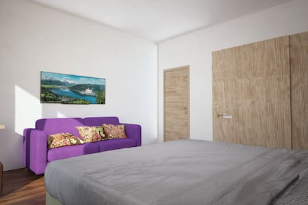 Pension Max, B&B in the center, Familienzimmer - Zell am See