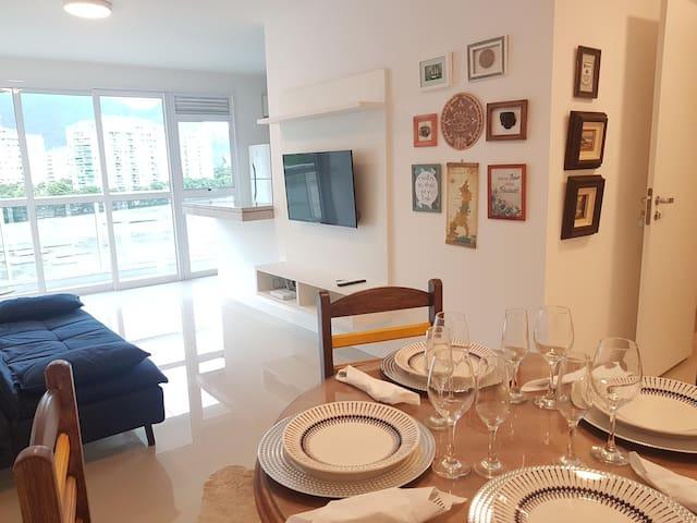 ILHA PURA-BARRA-JEUNESSE ARENA- RIOCENTRO