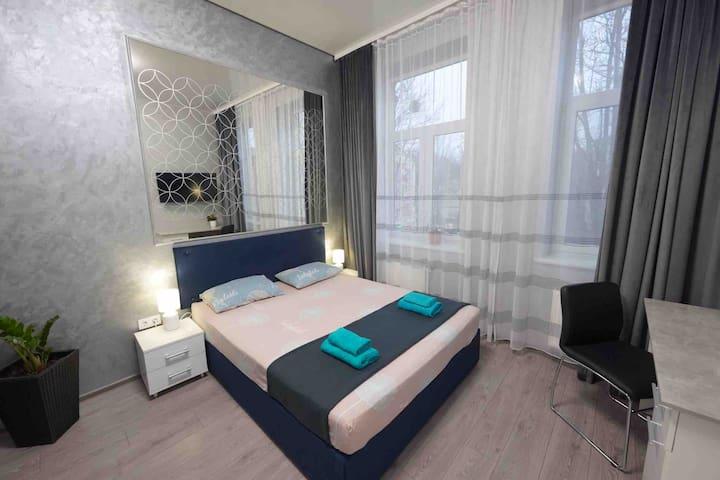 Нова сучасна квартира біля Оперного Театру