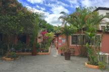 Casa de alojamiento Cayapas