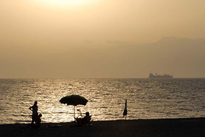 intera casa sul mare - Reggio di Calabria