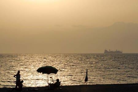 intera casa sul mare - Reggio di Calabria - Wohnung