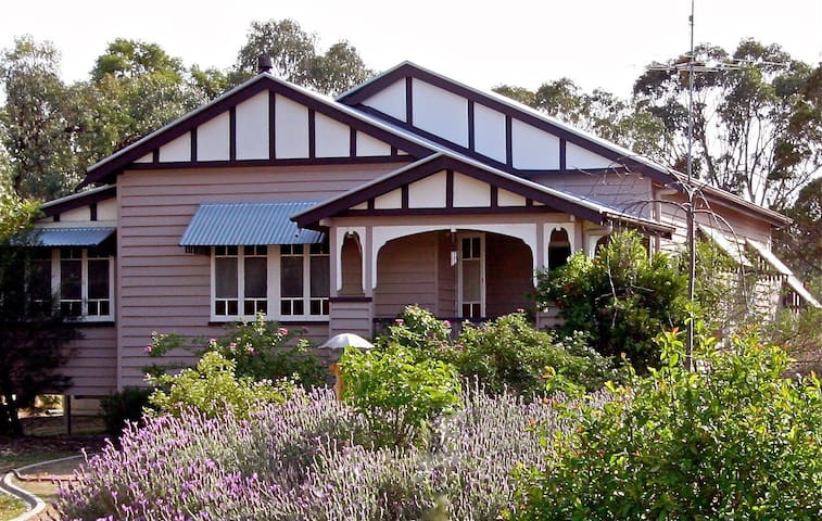 Charming Qld country farmhouse - Fletcher - House