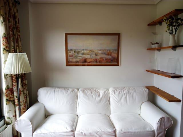 Comillas- Apartamento Rovacías - Comillas - Daire