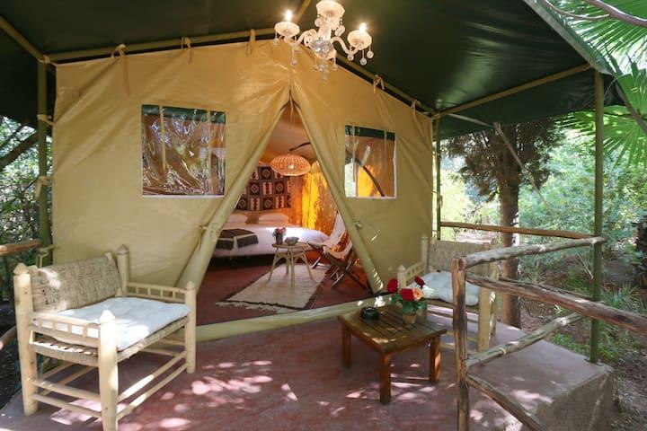 le Jardin Tougana - tent # 5 - Marrakesh
