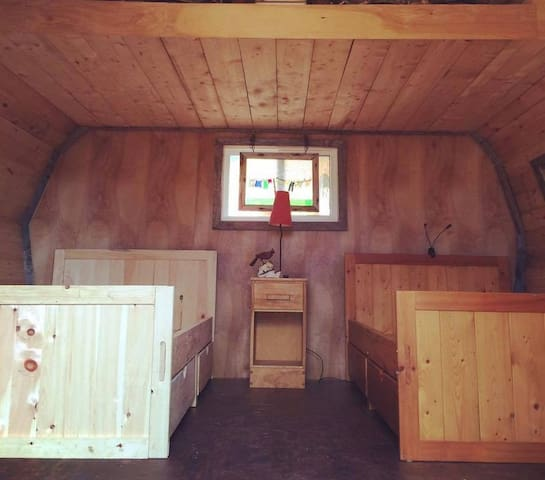 River Nest Wilderness Cabins - Cabin 2 - Baddeck - Kunyhó