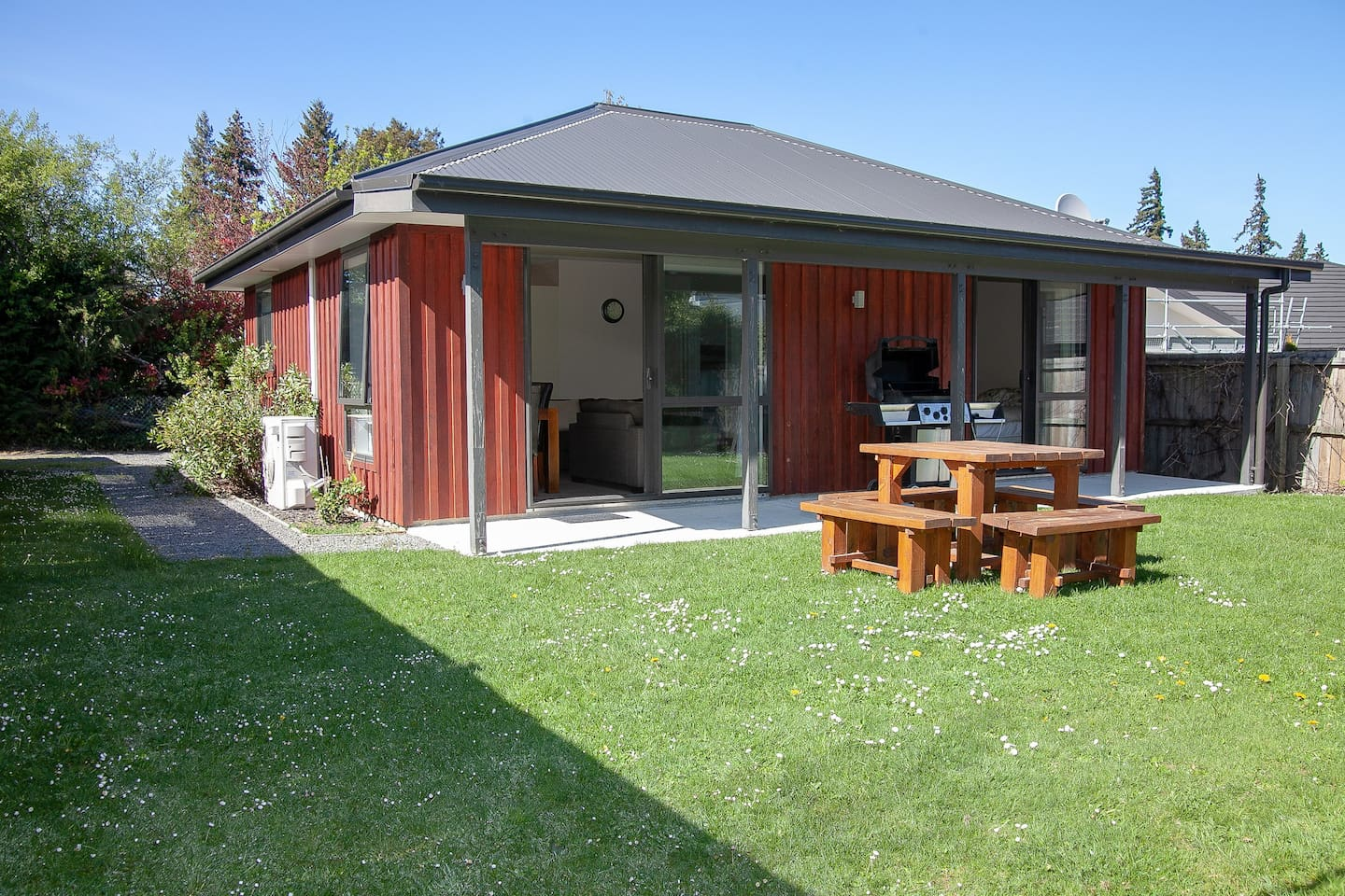 Cutie on Bristol with WiFi - Hanmer Springs Holiday Home
