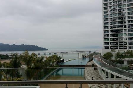 Brand new seaview condominium - Batu Maung