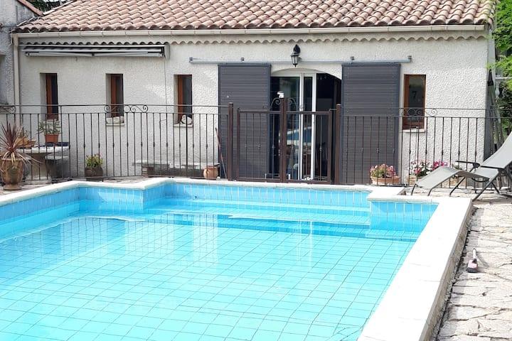 Petite Maison en Drôme Provençale