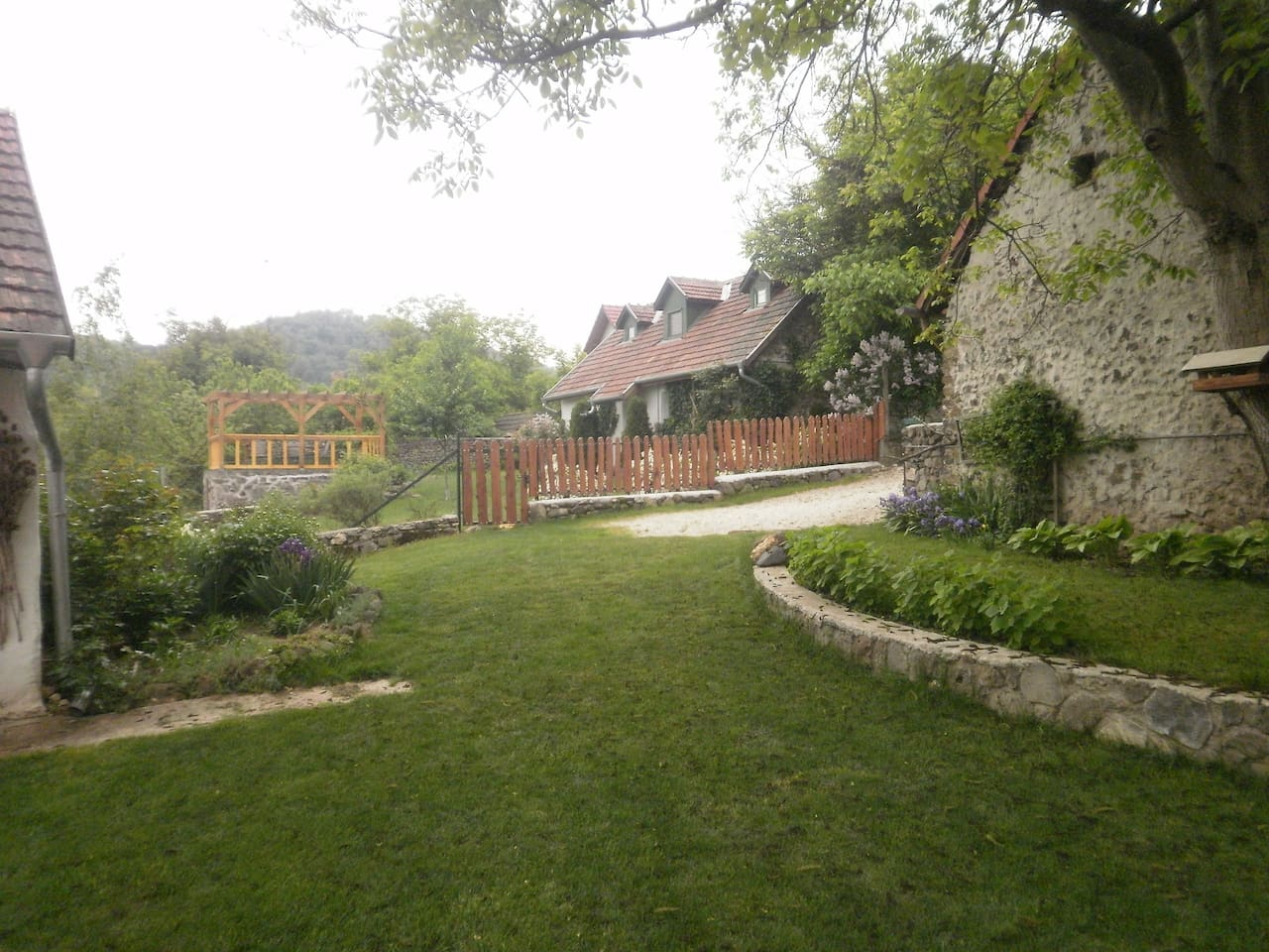 idyllic country cottage kapolcs village sleeps 4 houses for