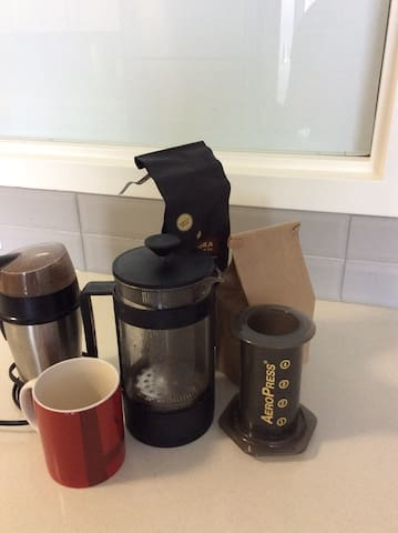 A stay for the coffee lover - Guelph - Condominium