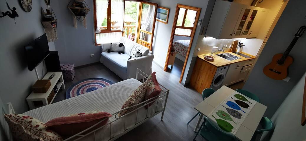 Apartamento en Potes