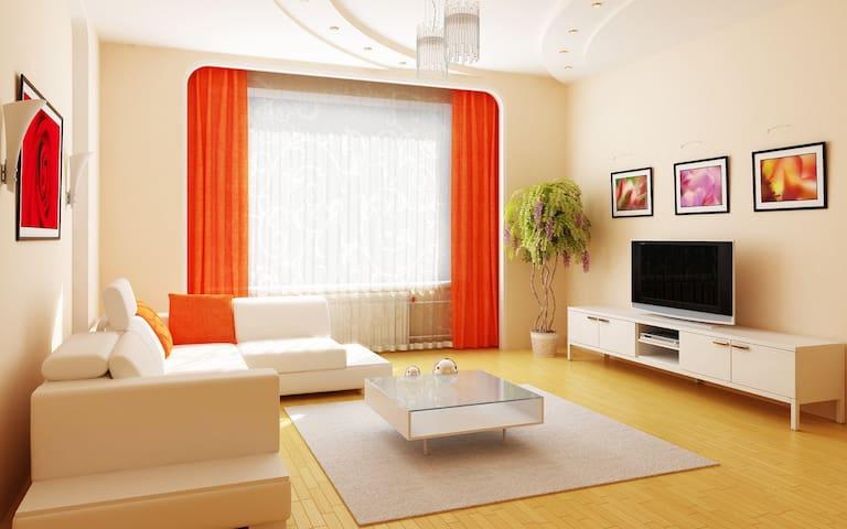 Квартира-студия в элитном доме - Sochi - Appartement