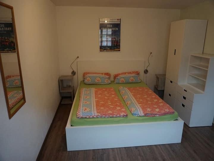 Pension Ins Fischernetz, (Meersburg), Doppelzimmer Austria, 17qm mit Dusche/WC