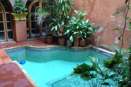 Great view and pool in the heart of Cartagena. - Cartagena