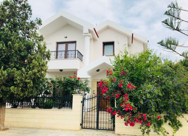 House in Limassol, Quiet Area