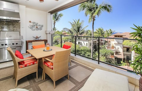Wailea Beach Villa PH205