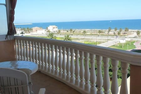 Apartament Daimuz beach pool sea view