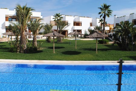 Beautiful beach penthouse in La Zenia - La Zenia - Bungalow