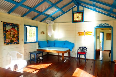 CARIBBEAN ECO HOUSE ON BEQUIA,SVG - Bequia