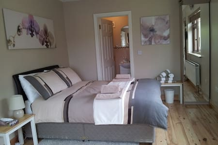 Modern, studio apartment in the country - Kildare - Otros