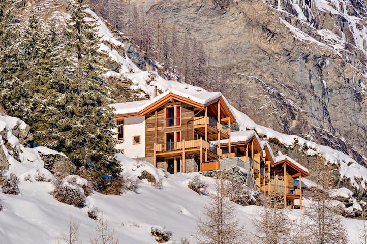 Mountain Exposure Zermatt - Chalet Gemini - Zermatt - House