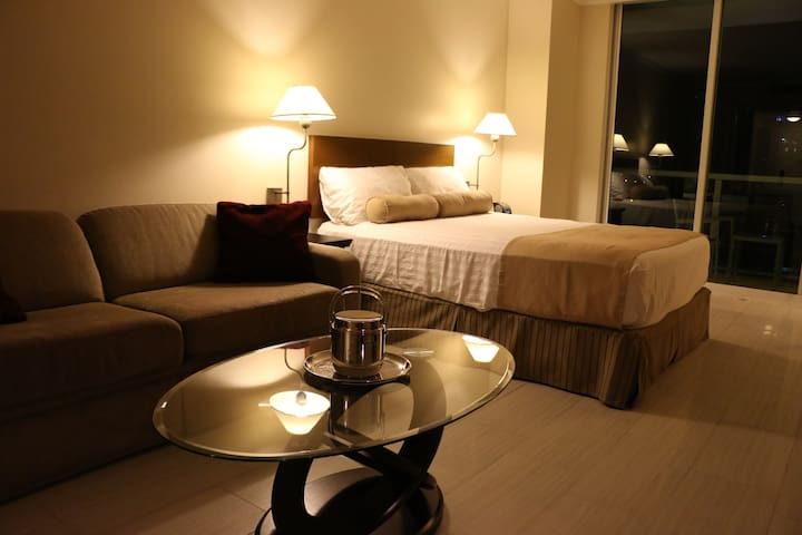 Your room @ night