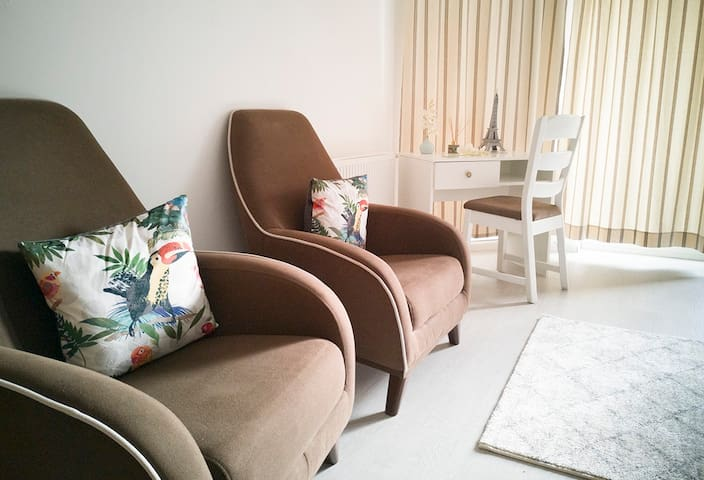 The Toucan Apartment in the heart of Cluj