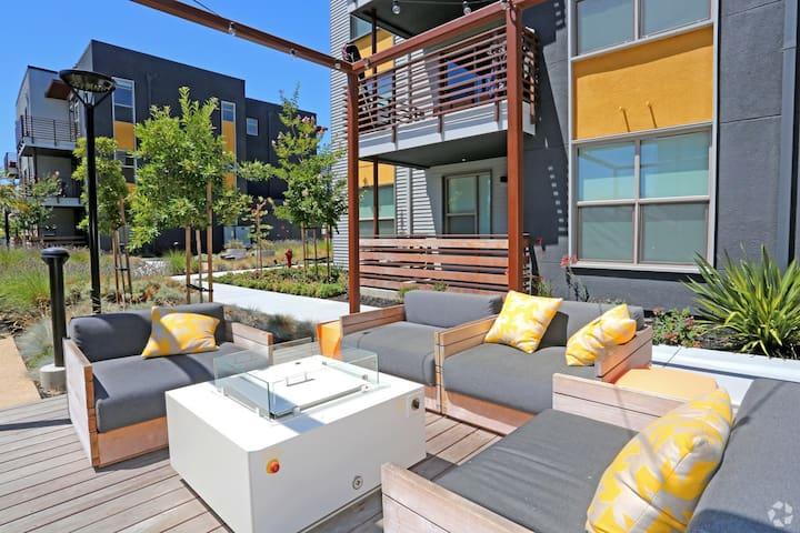 Private 1-Bedroom Apartment in Menlo Park #3