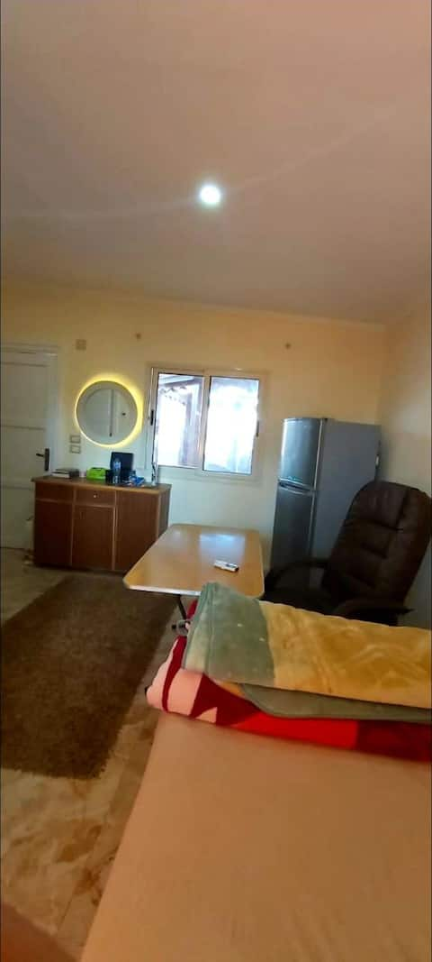 1 Bedroom Apartment with Big Terrace Super near to Faculty of Engineering & Medicine