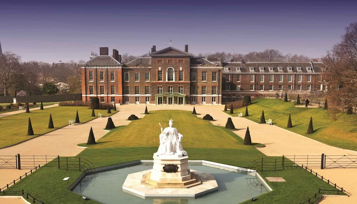 Gardens of Kensington Palace