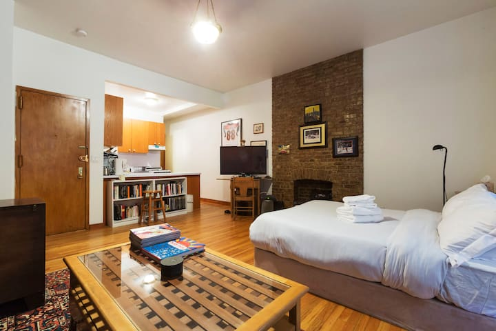 Lovely Studio by Central Park! - New York - Apartment