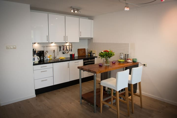 Centrally located apartment - Utrecht - Apartment