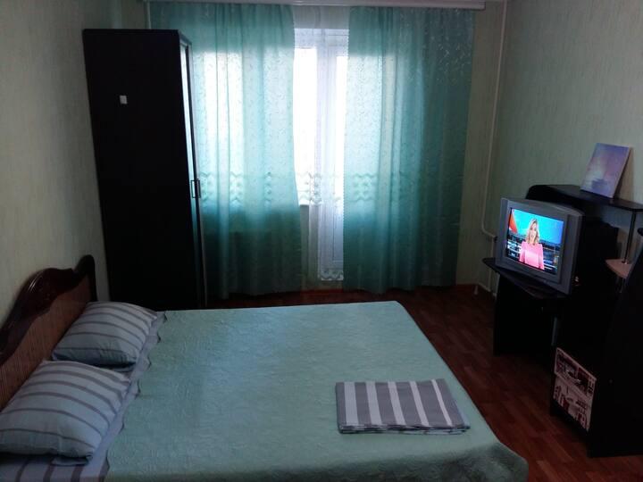 Чистая уютная квартира в центре  города