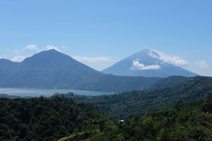 Bali Camping Tour - Kintamani - Zelt
