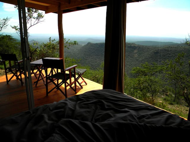 Romantic Getaway on Champagne Ridge, Ngong Hills
