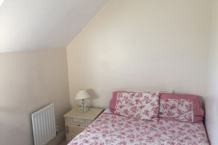 Double Bedroom, Parking Available - Londra