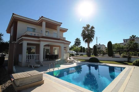 Aquarius Private Pool Villa 12 - Çolaklı - Villa