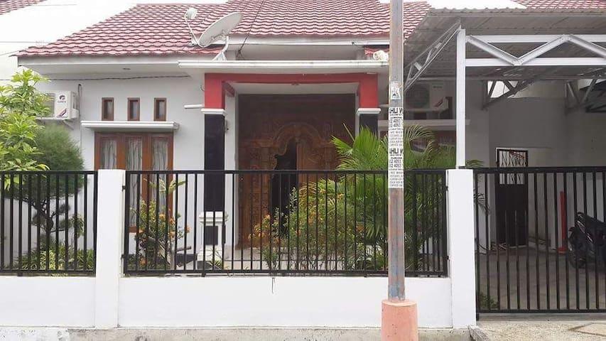 Rumah moderen minimalis