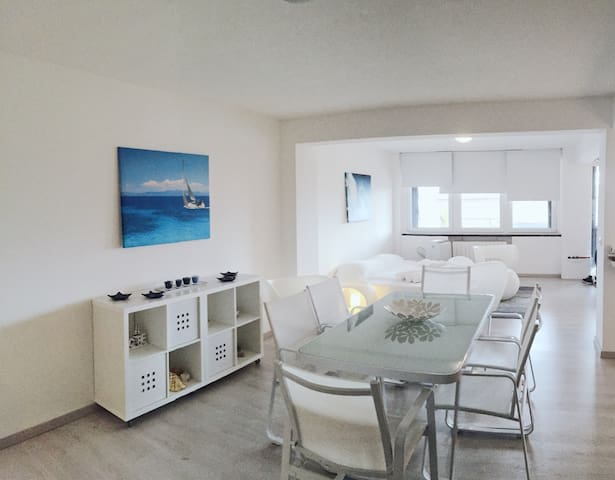 Flat at the sea! - Zoagli - Appartement
