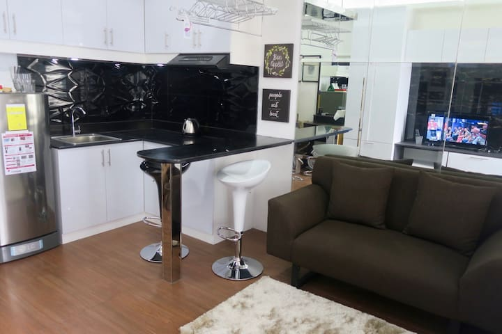 Amazing Furnished Studio Unit for rent in Makati! - Makati - อพาร์ทเมนท์