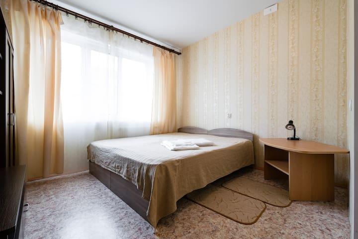 Квартира-мини на Завокзальной 4 - Veliky Novgorod