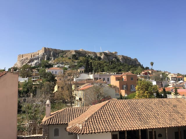 Best views of Athens *New* - Plaka - Pis