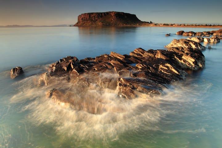 Stanley, Tasmania @ Breeze Luxury Accommodation