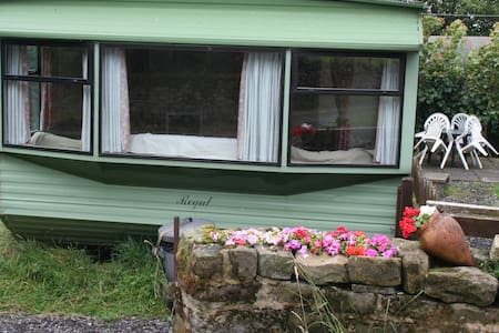 BREAKS FOLD FARM Static Caravan - North Yorkshire